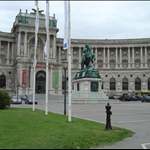 Hofburg and City Hall