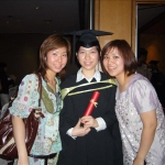 My Sista' Convocation Ceremony