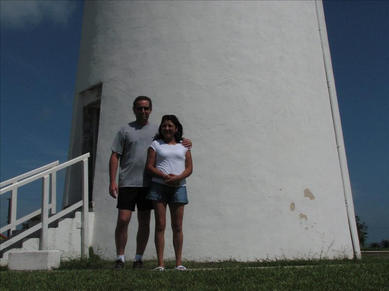 Robert and Maria Port Isabel Light House