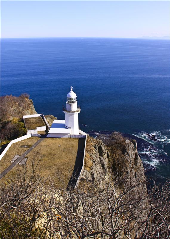 The Earth Cape (Chikyu-misaki)
