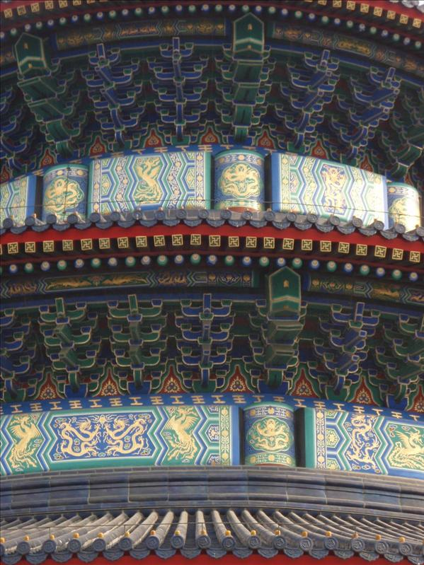 temple of heaven, detail