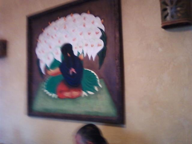 Mexican artwork is everywhere