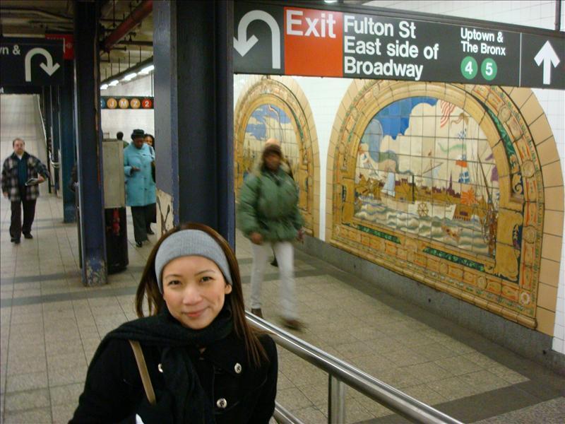 NY Subway... hmmm