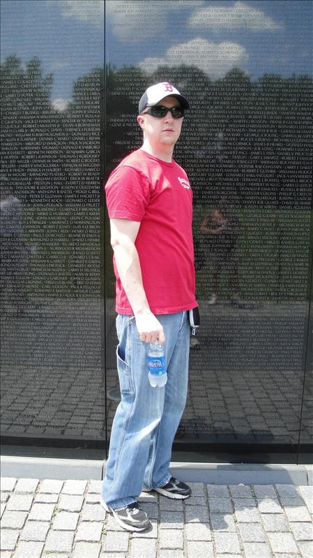 A sobering memorial