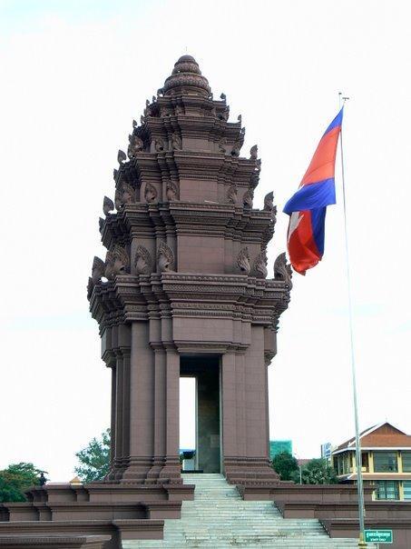 Le monument de la libération/indépendance