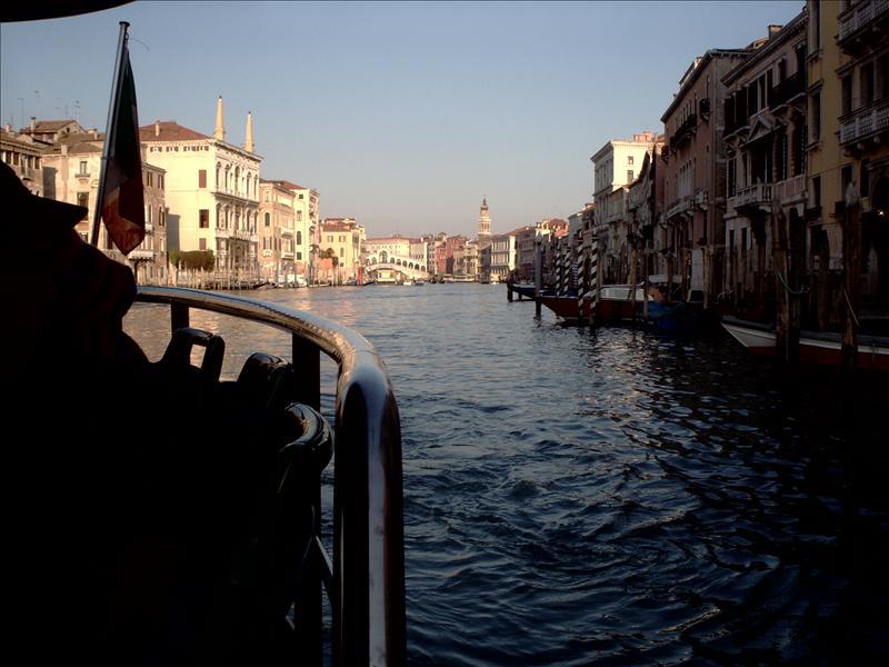 Venice - Canal grande