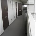 民宿房外走廊
