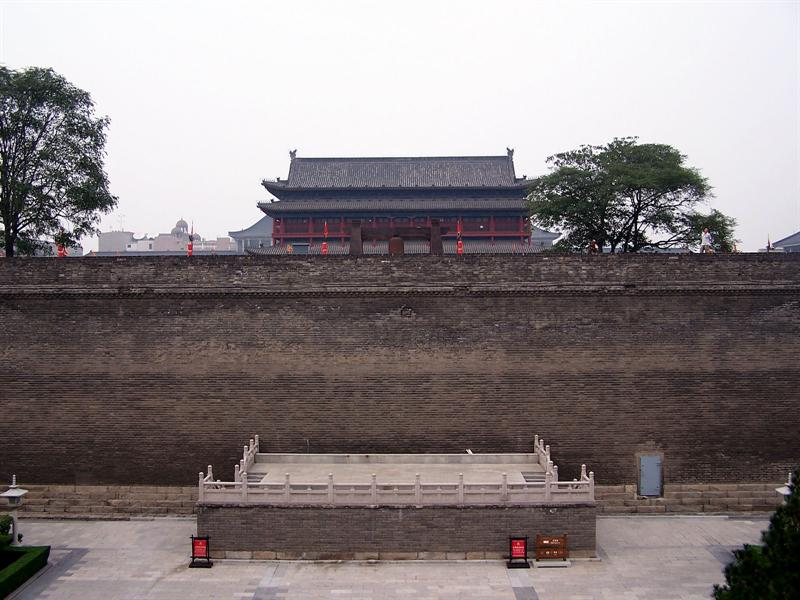 City Wall, Xian, China