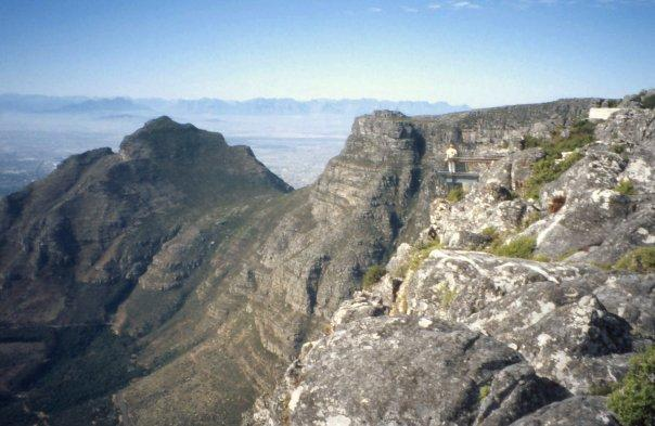 TABLE MOUNTAIN - VIEWPOINT, SA - MAY
