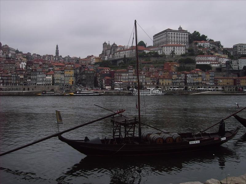 Vista desde Vila Nova de Gaia 2