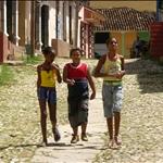 El niño y las niñas