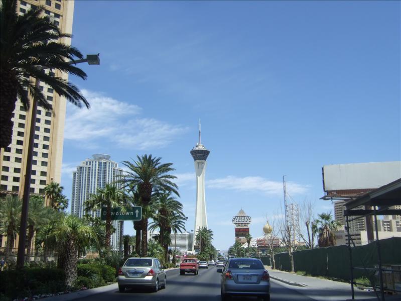 Vegas again...