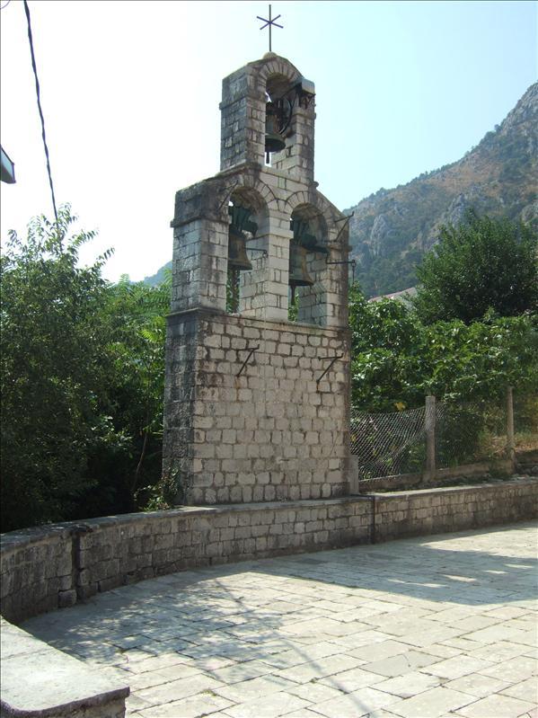 Between Prcanj and Kotor