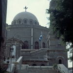 CHURCH OF ST GEORGE, COPTIC CAIRO