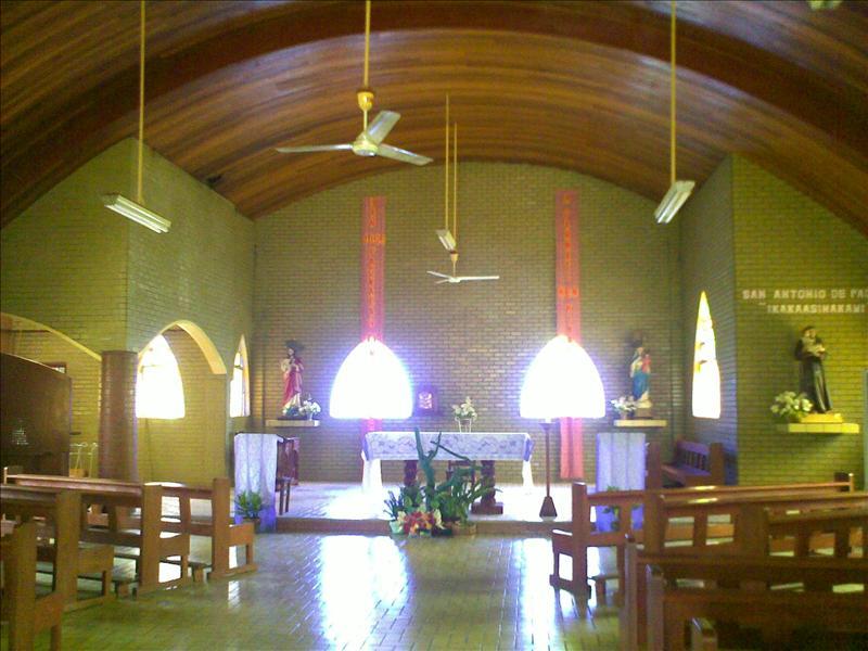 St. Anthony de Padua (Aritao)