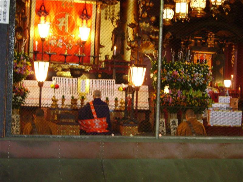 Buddhists•Sensoji Temple•Tokyo