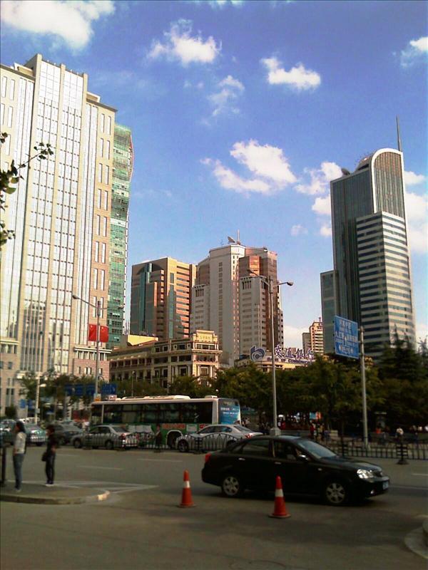 The BuildingsMain China