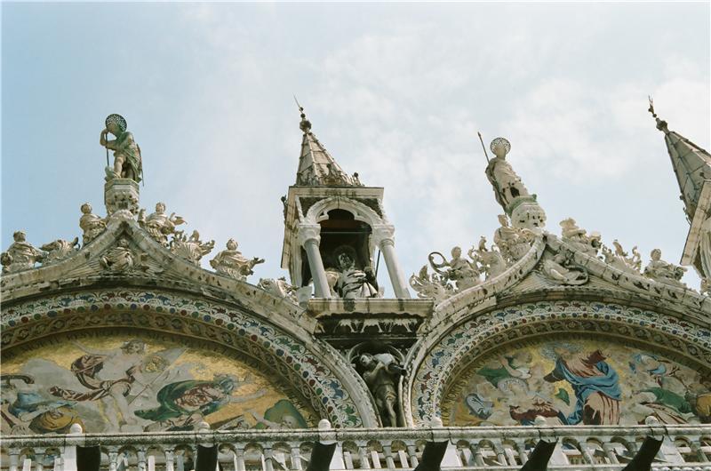 Saint Mark's Basilica  Basilica di San Marco a Venezia