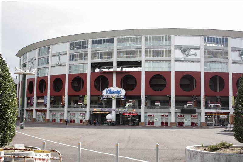 宮城棒球場Kleenex Stadium