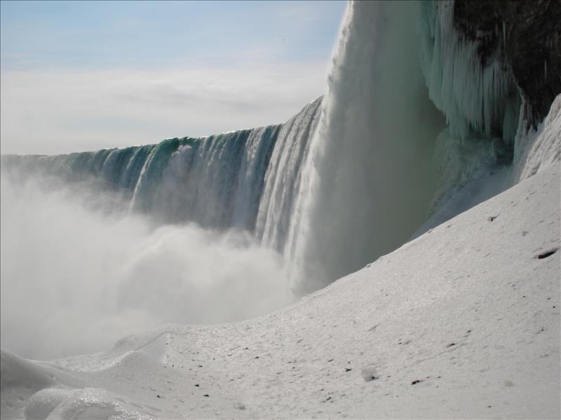 The Niagara under.2