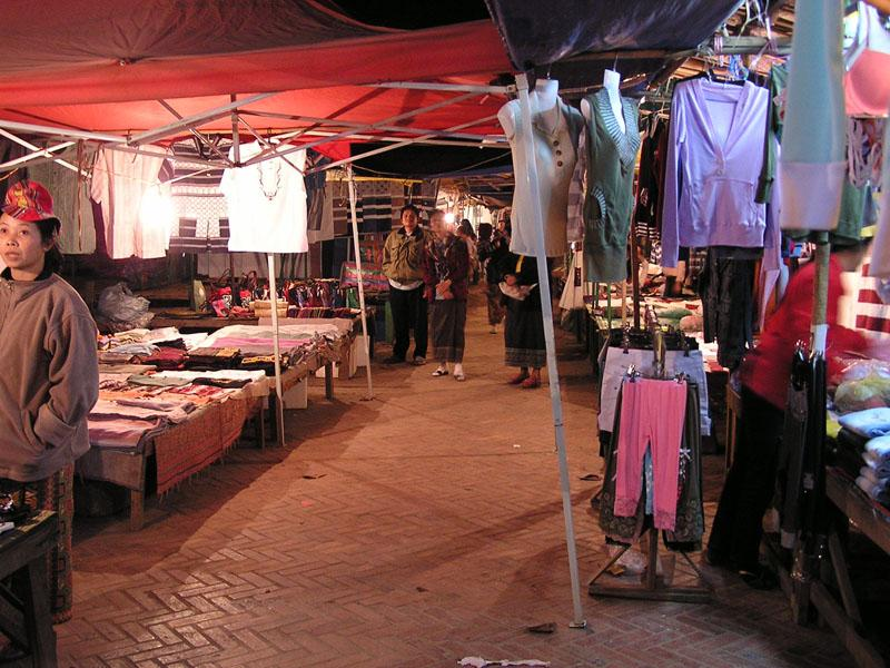 and night markets...