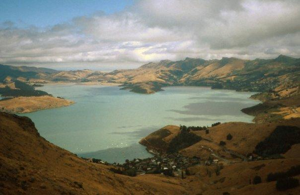 BANKS PENINSULA, SI - FEB 2004