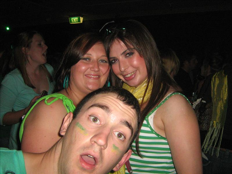 Me, Neil and Maria
