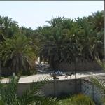 Siwa - uitzicht Cleopatra Hotel