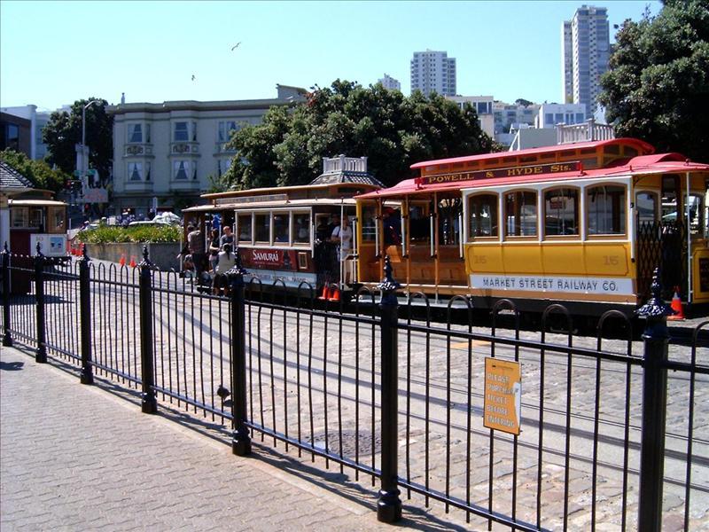 Fisherman's Wharf - Cable Car