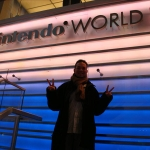 Brent at Nintendo World