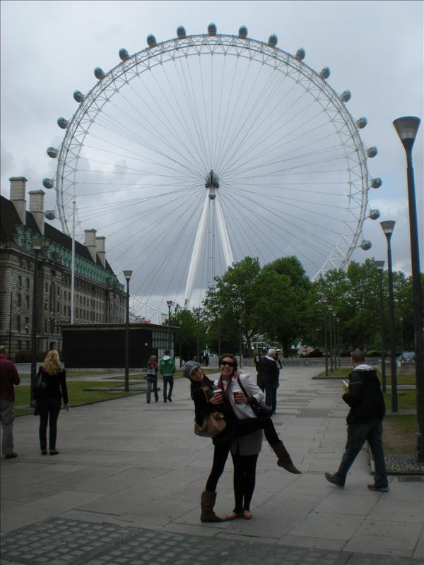 The London Eye - 19th May