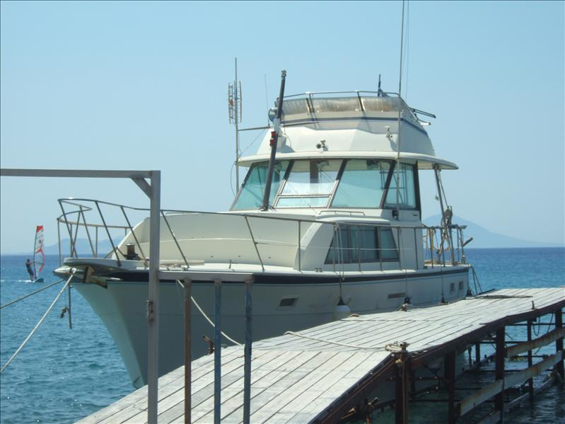 The Sacallis Hotel Owner's Cruiser, Kefalos Bay