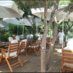 The Derya Beach Club Restaurant