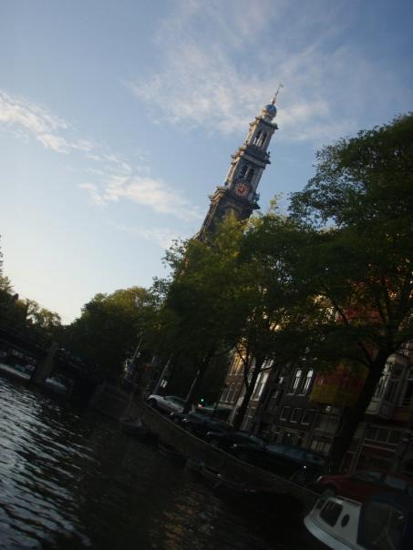 Westerkerk toren