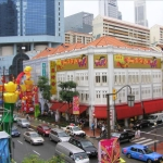 China town, Singapore