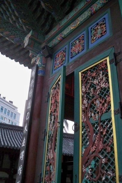 10/14 - insadong: jogyesa -