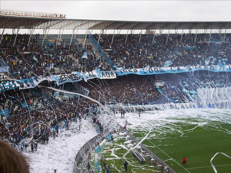 Racing v Independiente