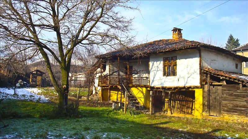 Old house in Zlatitsa