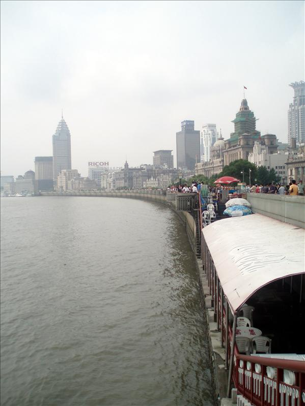The Bund, Shanghai.