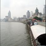 The Bund, Shanghai.