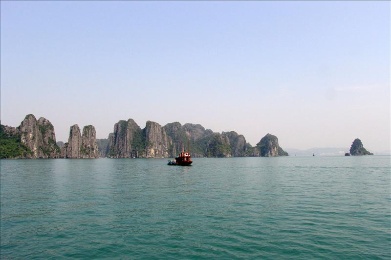Ha Long Bay下龙湾
