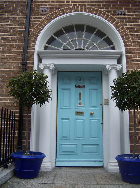 Georgian Doors