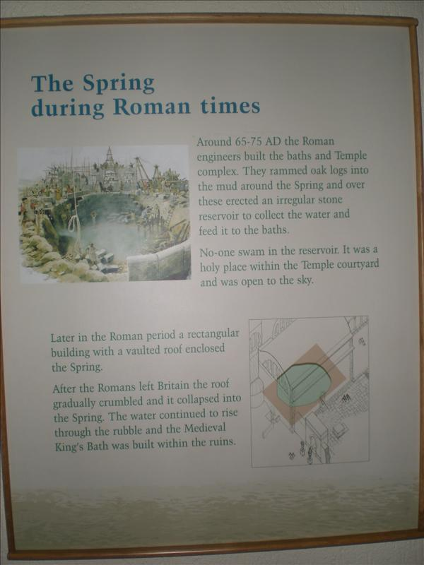 The Roman Baths - 27th May