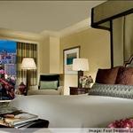 inside hotel in las vegas