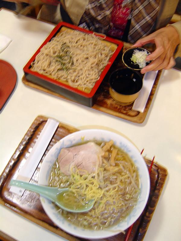 "a delicious and yummy authentic Japanese ""Ramen noodles"""
