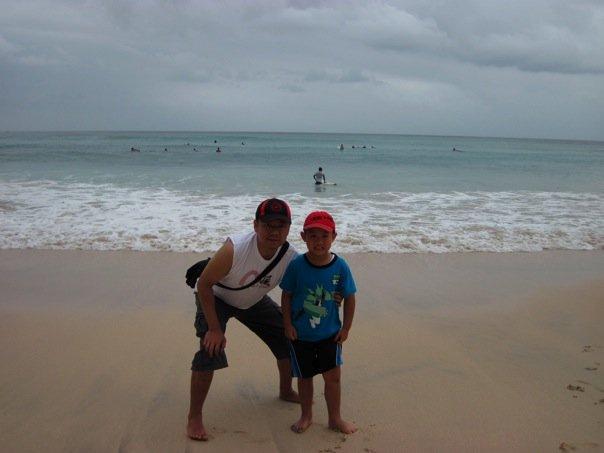 Still think that Dream Land Beach is the best beach in Bali.