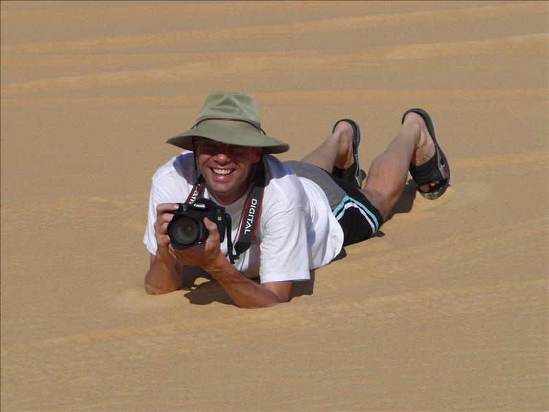 Siwa - Woestijn Martin 2