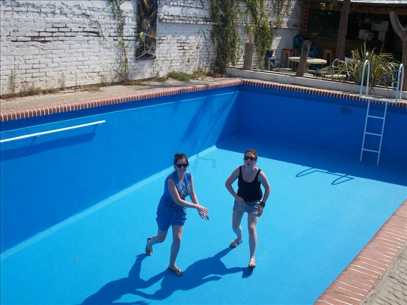"our ""Pool"" in Salta Hostel"