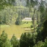 Banjosa Lake view from mountain