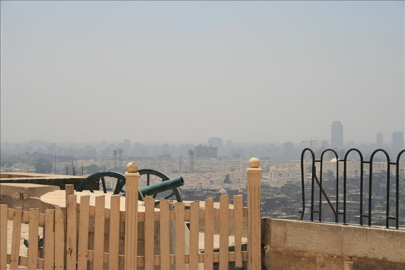 View of Cairo (1/4)
